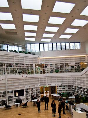 Bibliotek Högskolan Dalarna - Sånger utan Gränser