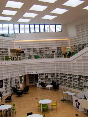 Bibliotek Högskolan Dalarna