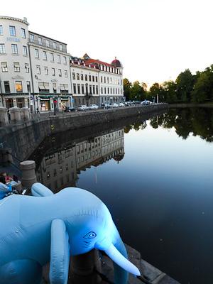 Blå Elefant Göteborg (1 av 1)