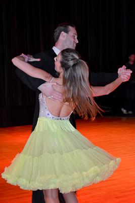 Cecililia Erling & Calle Sterner Let's Dance (1 av 1)