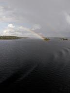 Rainbow & Water