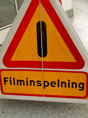 Filminspelning Boy Machine (1 av 1)