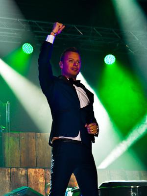 Magnus Carlsson Christmas Night Lugnet   (1 av 1)