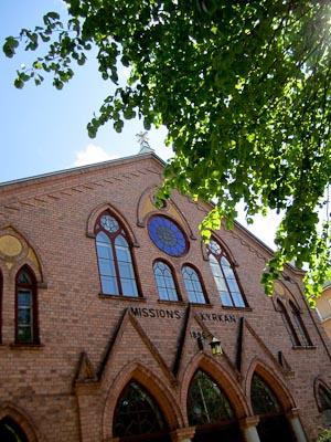 Mission Kyrkan Borlänge (1 av 1)