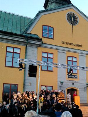 Pop & Rockkören Valborg Falu Gruva 2017 (1 av 1)