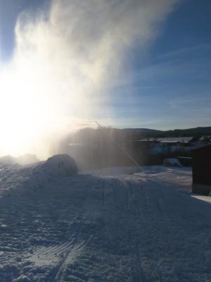 Romme Alpin Snömaskin (1 av 1)