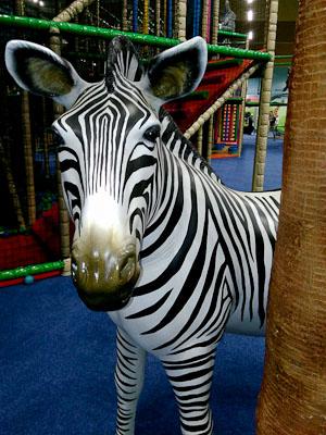 Zebra Leo´s Lekland (1 av 1)